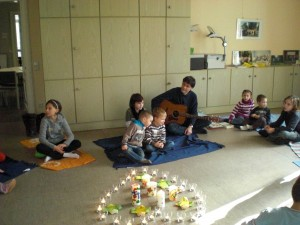 gemeinsam singen und feiern