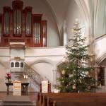 Altar und Weihnachtsbaum 3